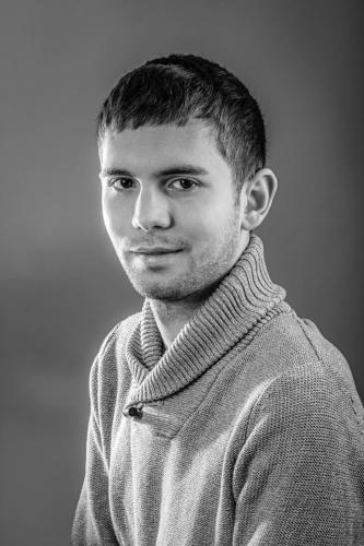 Portrait Christophe 20X30 2017